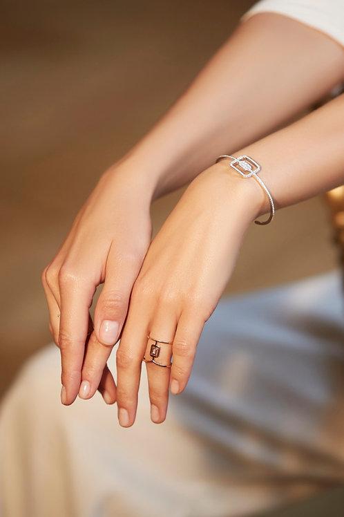 Bracelet Vendôme VI Modèle S Or blanc
