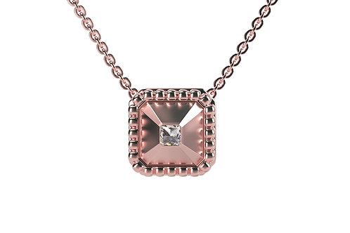Collier Vendôme VII Modèle S Or rose