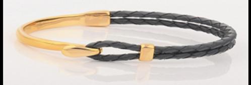 Bracelet en Pierres Fines et acier inoxydable