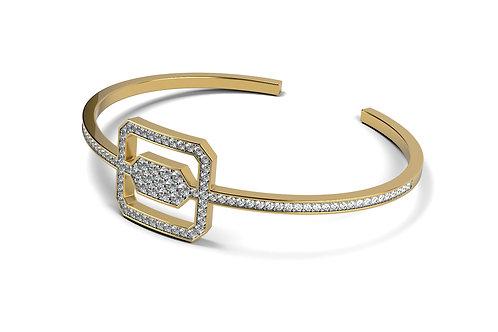 Bracelet Vendôme VI Modèle S Or jaune