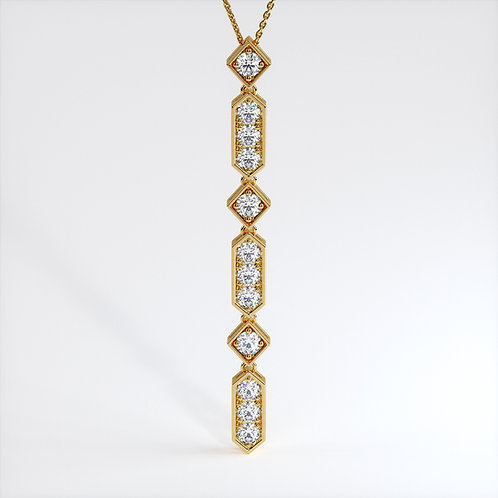 Collier Vendôme VIII L Or Jaune