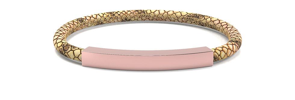 Savannah & Pink Gold