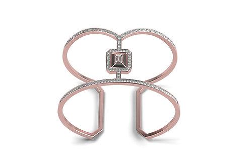 Bracelet Vendôme VI Modèle XL Or rose
