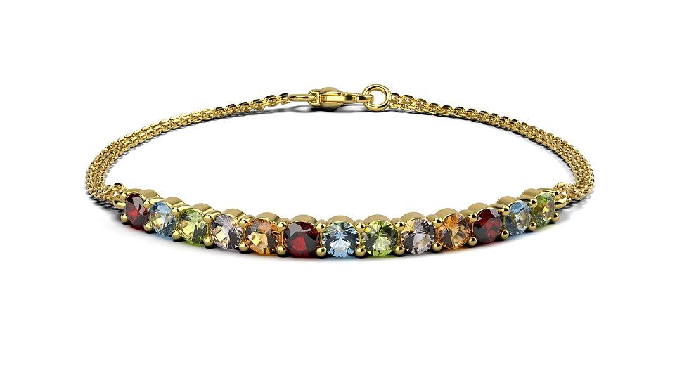Bracelet PALACE 1,50 carat Or Blanc 750/1000