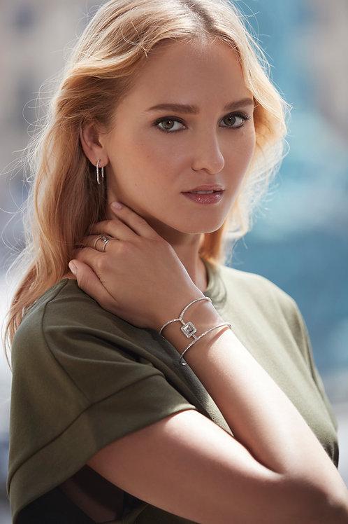 Bracelet Vendôme VI Modèle XL Or blanc