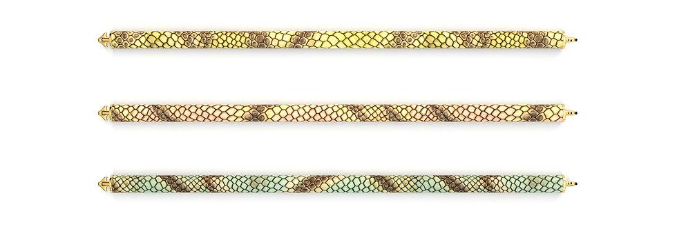 Crocodile Bracelet - Serie 5