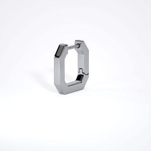Mini MONO Boucle d'oreilles Vendôme VI S Or Blanc Or
