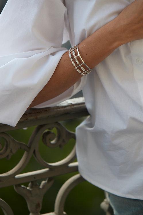 Bracelet Vendôme VIII Or Blanc