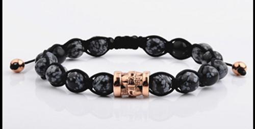 Bracelet pour Homme en Pierres Fines