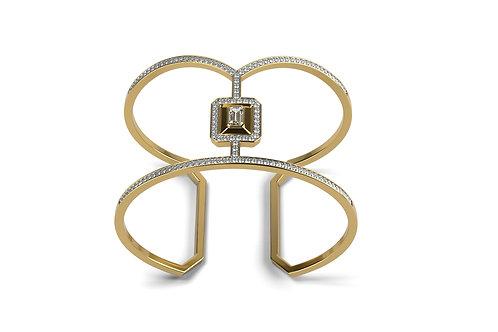 Bracelet Vendôme VI Modèle XL Or jaune