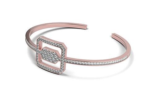 Bracelet Vendôme VI Modèle S Or rose