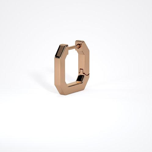 Mini MONO Boucle d'oreilles Vendôme VI S Or Rose Or