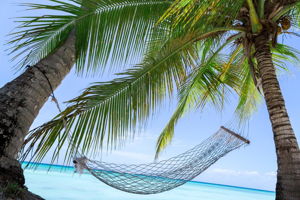 Caribbean tranquility By Robert Lessmann