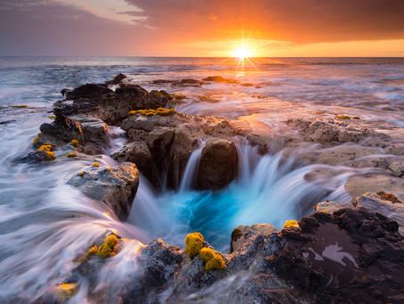 Birthing new earth, The Big Island of Hawaii