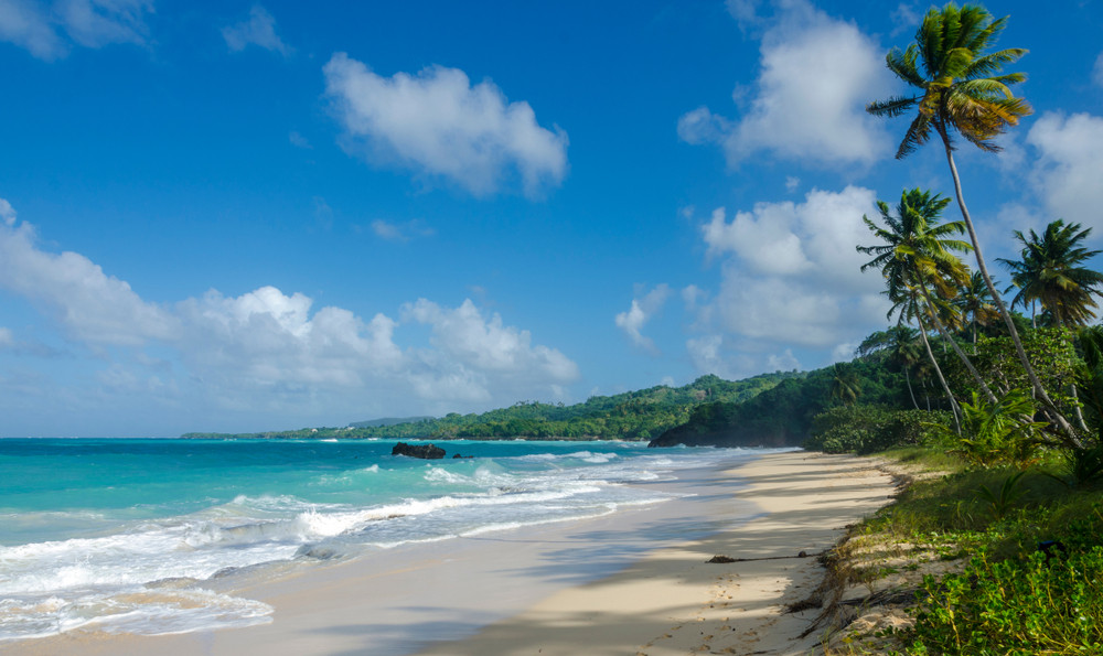 Dominican Republic beaches of Samana By Rafael Martin-Gaitero