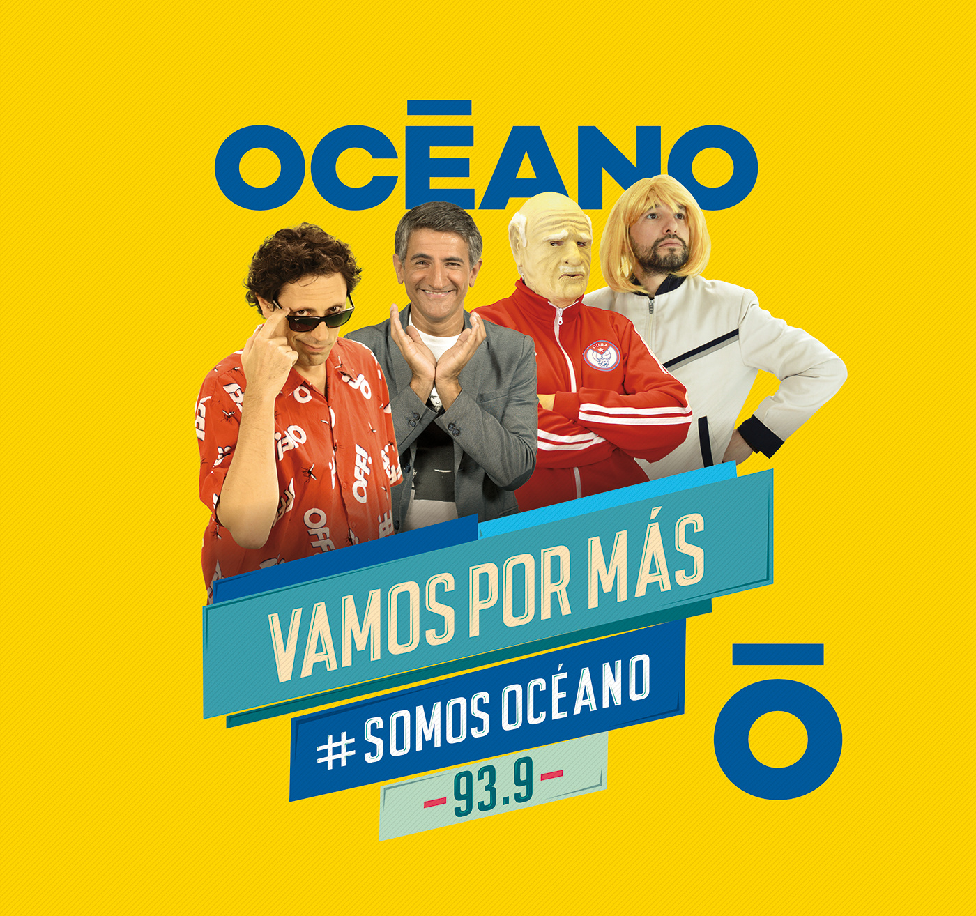 Key visual Oceano