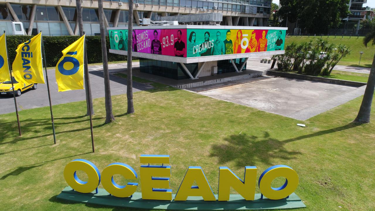 Campaña programación Océano FM