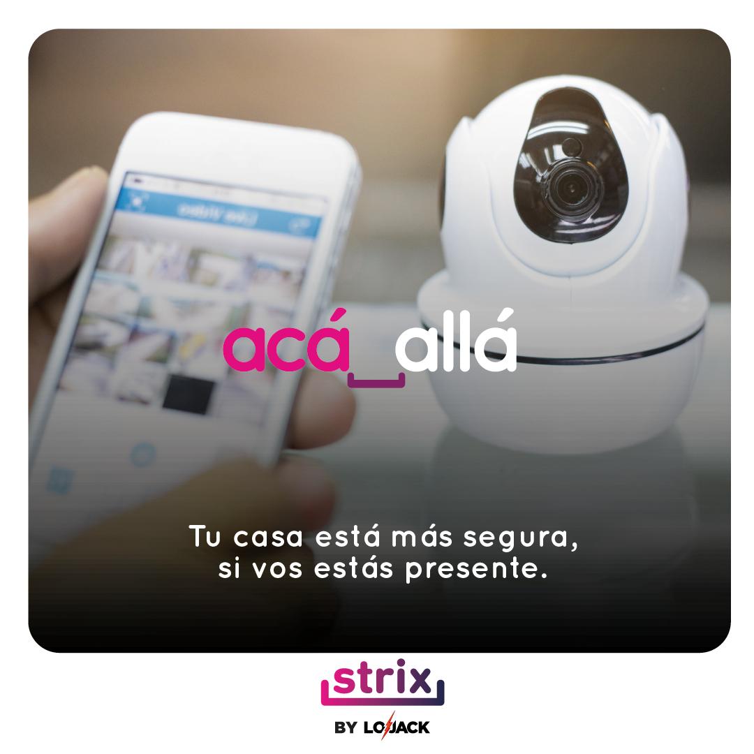 Campaña acá_allá Strix