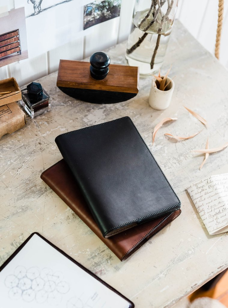 Each one of Saddler & Co leather goods are designed & handcrafted by the Saddler & Co workshop situated in Dubbo, Australia.