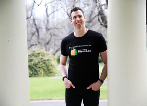 Grant Hackett: The Champion Swimmer Now Championing Small Business