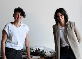 Meet the Maker: Mia Zaicz and Jane Davis from ELIA Balms & Blends
