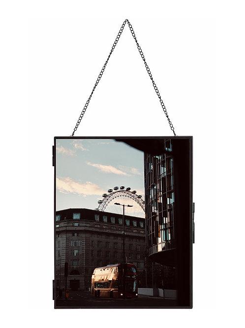 "London Eye Metal Hang frame 10""x8"" Photo & Frame"
