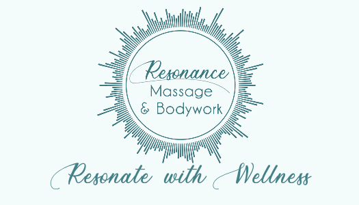 Resonance Massage Business Card