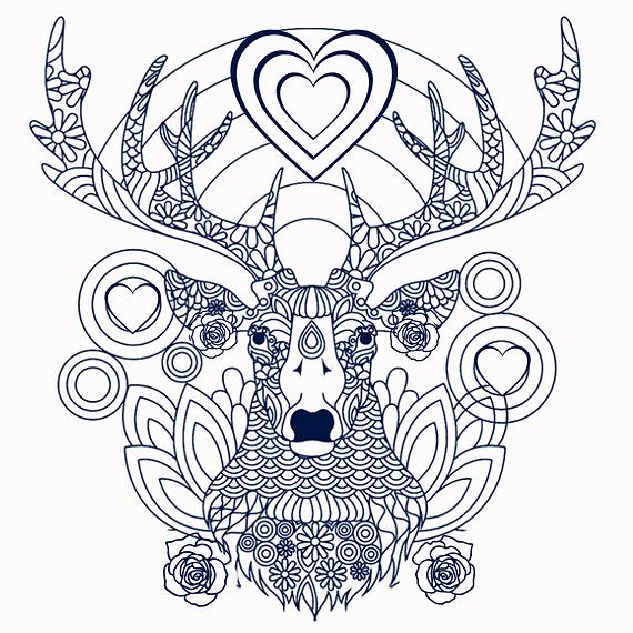 Face Food Graphic Deer & Rose.png