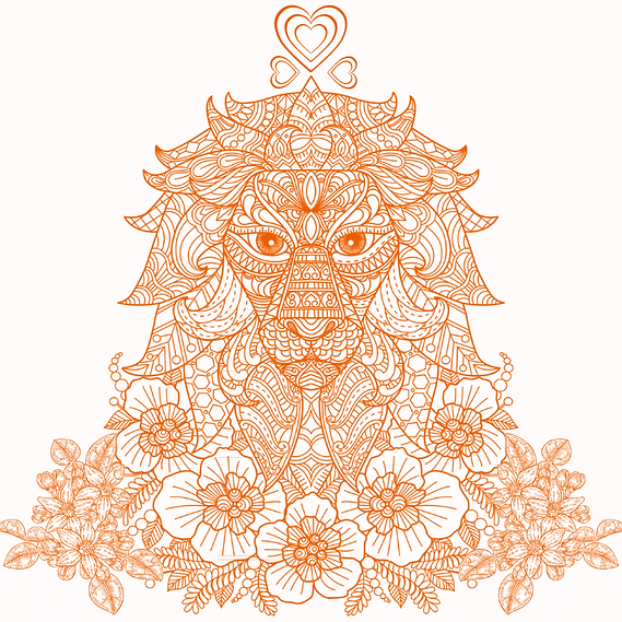 Lion's Mane Graphic Lion & Bergamot.png