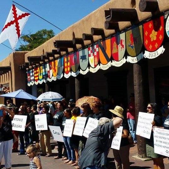 Community Action Coordinator - Silent Protest