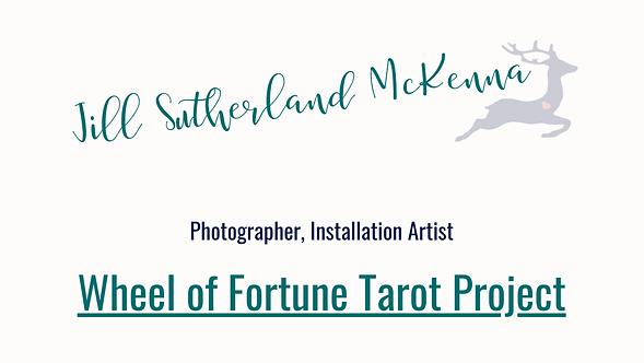 Jill Sutherland McKenna Wheel of Fortune