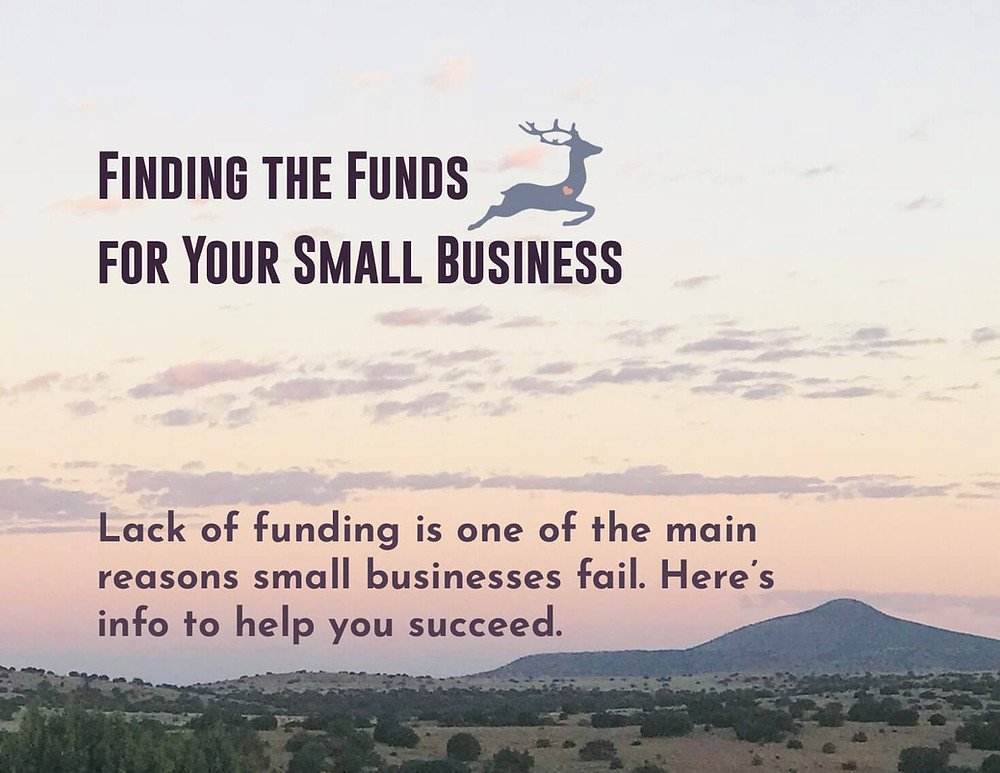 Funding options for small businesses in New Mexico -