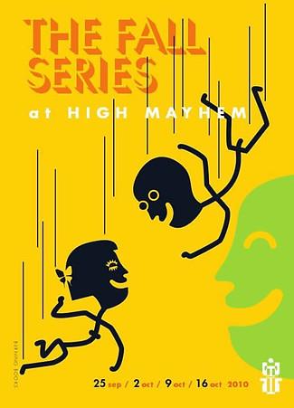 High Mayhe, Festival Poster