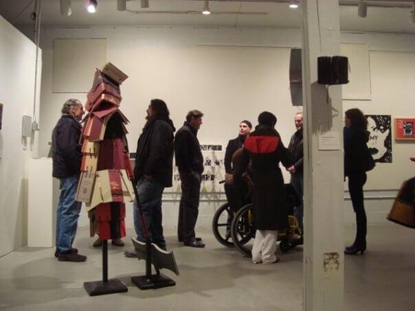 Art Show at High Mayhem