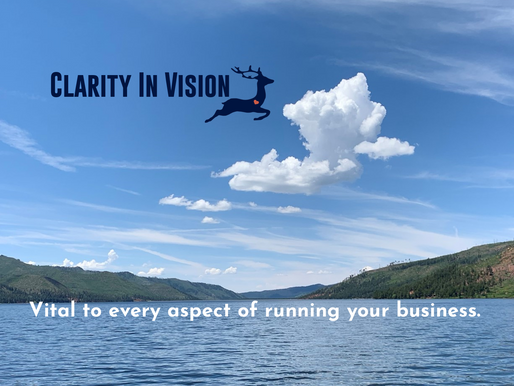 Crystal Clear Vision for Your Small Business