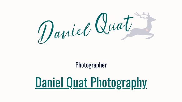 Daniel Quat Photography current client D