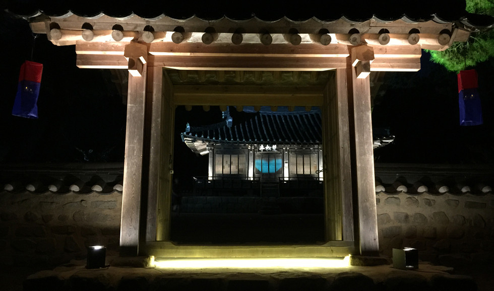 Daegu, 2015 | Light Asia - Lighting Design Workshops