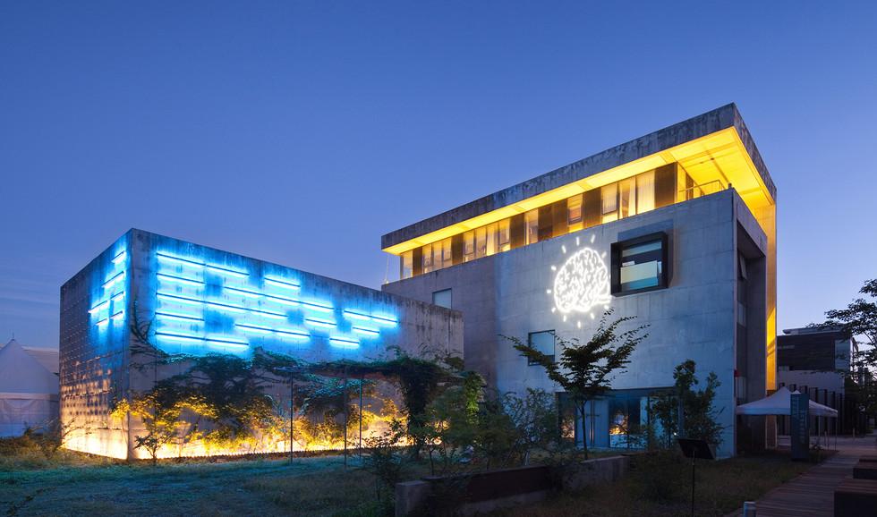 Paju, 2013   Light Asia - Lighting Design Workshops