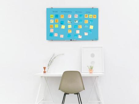 איך לוח מחיק יכול לעזור ללמידה ולזיכרון? #6 עקרונות שעוזרים ללמידה, לארגון ולזיכרון