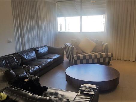 """*דירת פנטהאוז 5 חדרים להשכרה ברחוב בבלי 16,000 ש""""ח בבלעדיות"""