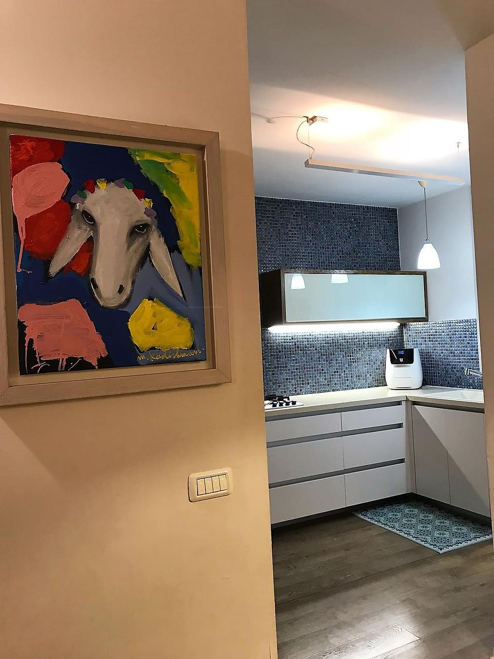 ארבעה חדרים למכירה ברחוב בבלי צפון תל אביב