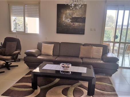 """דירה למכירה 4 חדרים ברחוב זריצקי רמת אביב החדשה 3,900,000 ש""""ח"""