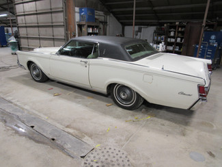 1969 Lincoln Continental Restoration