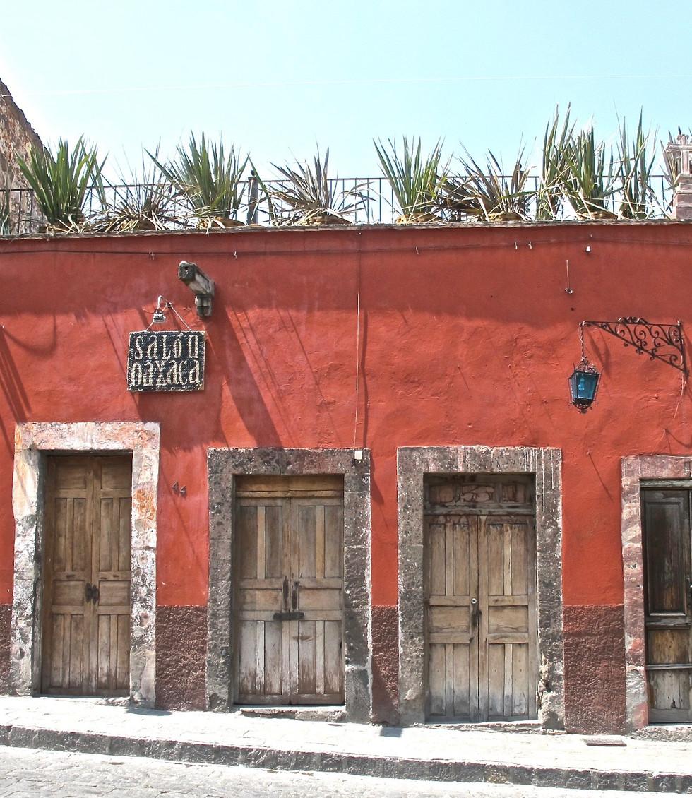 SMA Salon Oaxaca