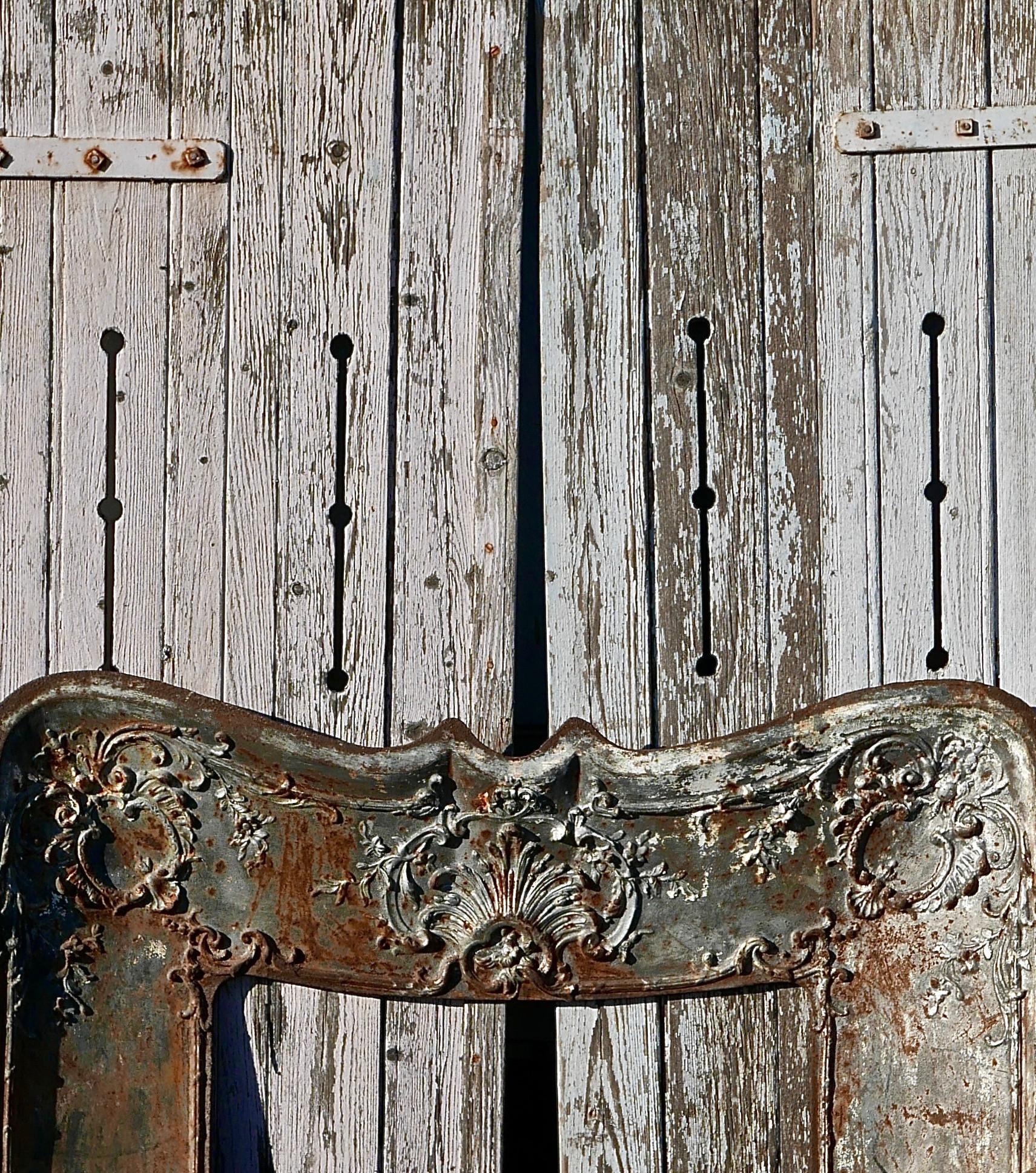Old Doors Frame