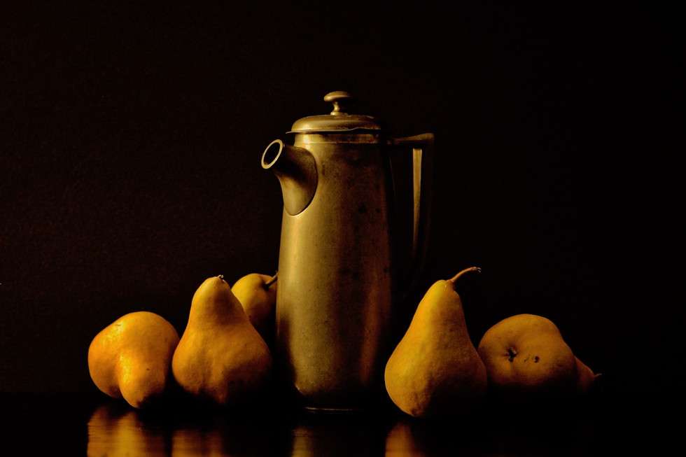 Pewter and Pears West