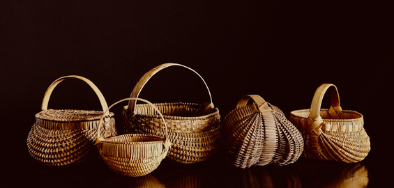 Five Berry Baskets 2