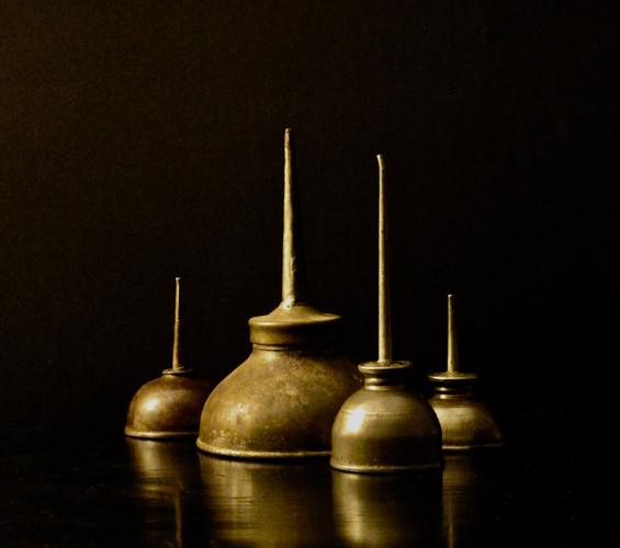 Oil Cans Quartet