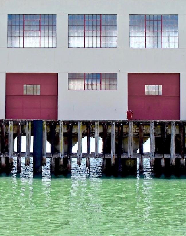 Ft Mason Waterfront