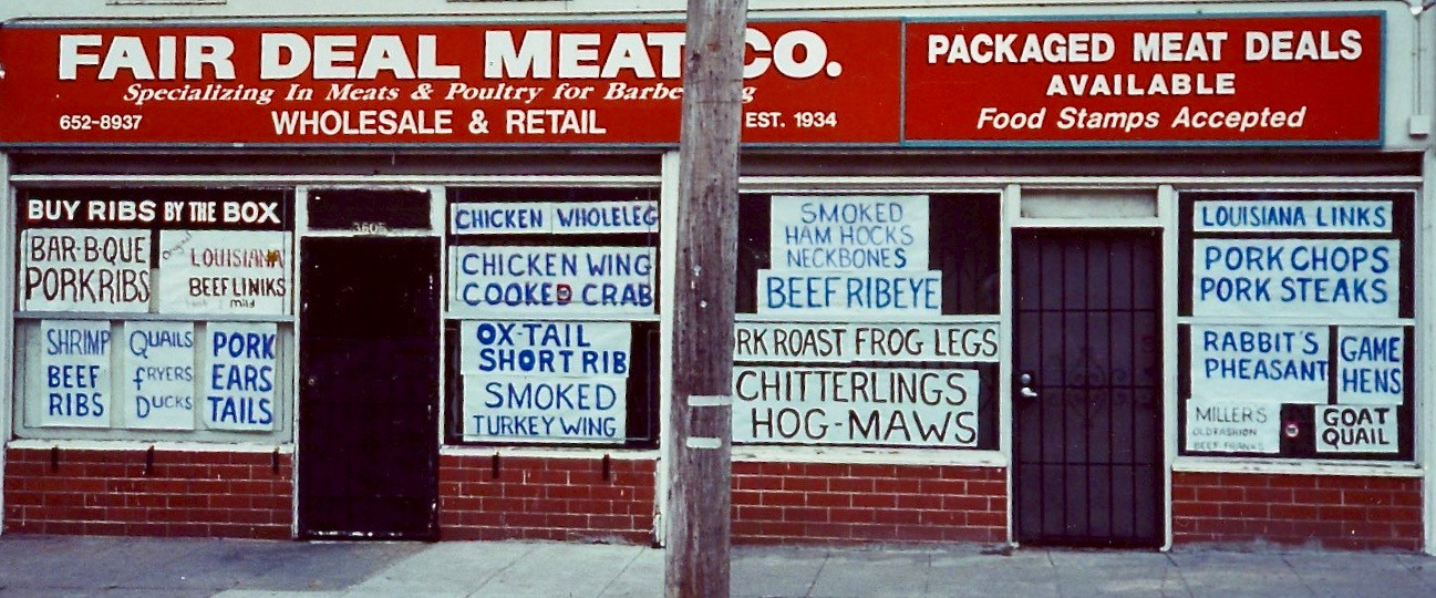 Fair Deal Meat Market